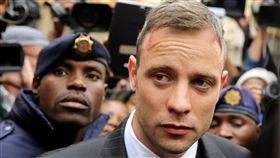 南非刀鋒跑者佩斯托瑞斯(Oscar Pistorius)/(圖/路透社/達志影像)