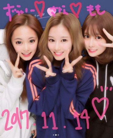 TWICE,周子瑜,Sana,MOMO,北海道,拍貼機 圖/翻攝自IG
