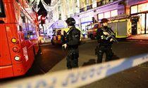 英國,槍擊,地鐵,倫敦,黑色星期五,牛津街,恐怖攻擊 圖/翻攝自the guardian
