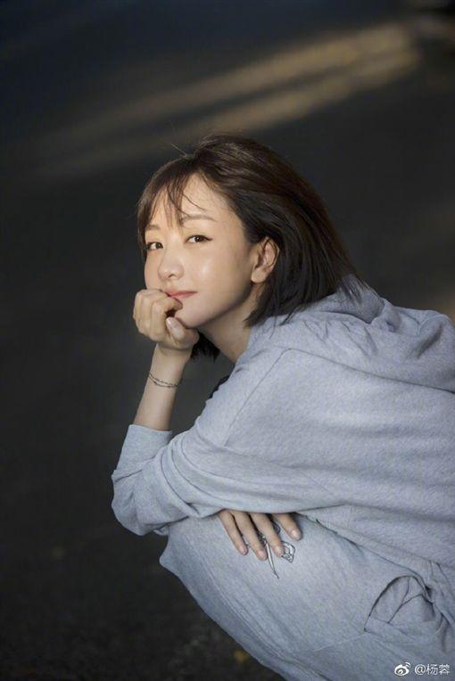 楊蓉 /翻攝自微博