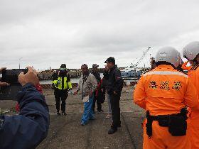 新北沿海漁船翻覆 兩名外籍漁工失蹤