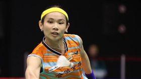 ▲戴資穎成功衛冕香港公開賽后冠。(圖/翻攝自戴資穎臉書)