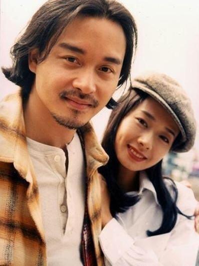 毛舜筠是張國榮唯一公開承認的女友。(圖/翻攝自微博)