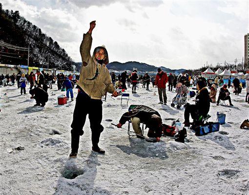 韓國版冰雪奇緣!季節限定「華川冰雪祭」 明年1月登場 業配