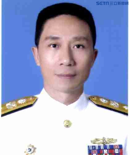 原總統府侍衛長,新任海軍艦隊指揮部指揮官劉志斌中將 國防部提供 ID-1153445