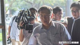 台北市長柯文哲接受三立新聞專訪 圖/記者林敬旻攝