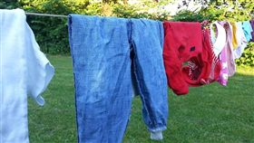 曬衣服、曬棉被 示意圖/翻攝自Pixabay