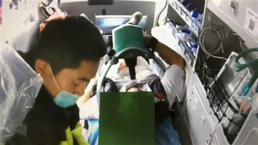 新北市,坪林,無呼吸心跳,自動心肺復甦機,救援,AED,新北市消防局