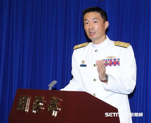 、海軍司令部計畫處處長陳道興少將。 邱榮吉攝 ID-1154548