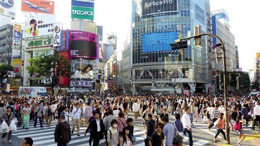 日本,涉谷,東京(圖/Pixabay)
