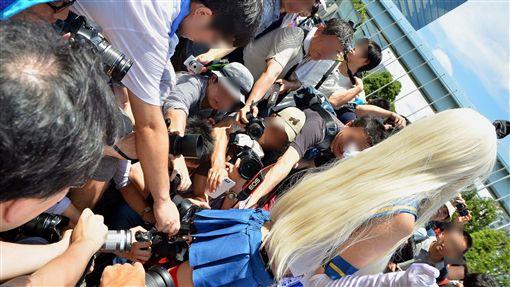 日本,石井早苗,Cosplayer,Coser,ローアングル,低角度攝影,裙底(日網)