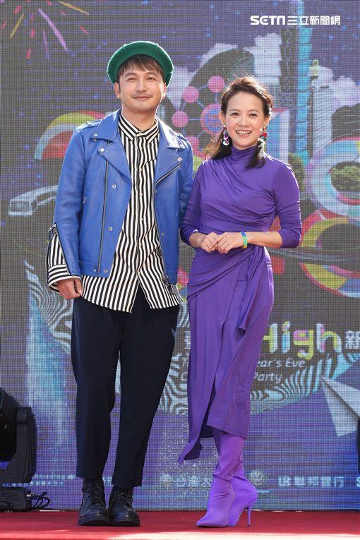 曾寶儀 KID 《2018臺北最High新年城》 跨年晚會主持人公佈記者會