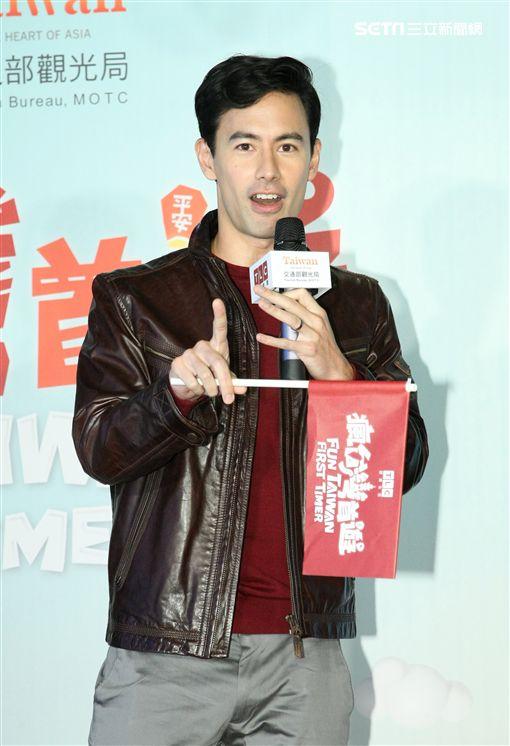 George Young吳宇衛(JANET老公) 李霈瑜(大霈) 黃湘婷 TLC旅遊生活頻道 全新一季《瘋台灣首遊》前導記者會