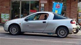 爸爸20年老車捨不得換!網友狂推「一個男人的浪漫」