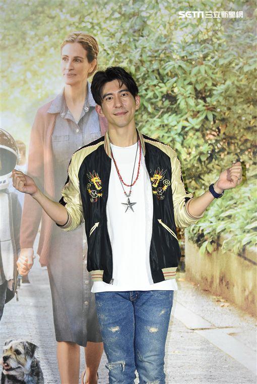 修杰楷.楊小黎.許傑輝出席電影奇蹟男孩公益首映會站台造勢