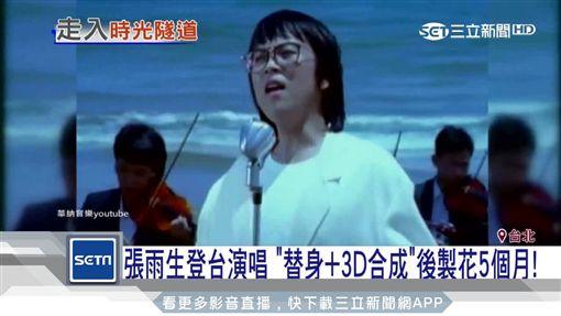 97年西門町神還原 真人張雨生開唱