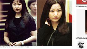 韓裔女子韓吉娜 美國,加州,判刑,謀殺,假釋 http://www.ibtimes.co.uk/evil-twin-gina-han-who-plotted-kill-her-sister-set-parole-after-19-years-behind-bars-1649331