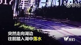 中國大陸,女童,貪玩,玩耍,落水,水池,屍體(圖/翻攝自微博)