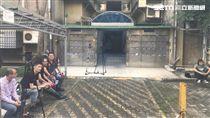 李婉鈺襲警的正義國宅現場,同時也是張碩文住家(楊忠翰攝)