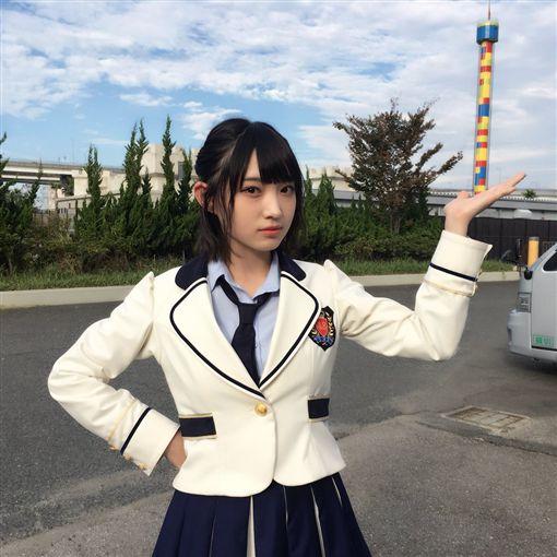偶像,NMB48,AKB48,太田夢莉,姐妹團,身體不適,公演,萬年一遇 (合成圖/翻攝自推特)