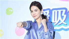 Ella陳嘉樺出席嬰幼兒尿布品牌全新升級上市發佈會
