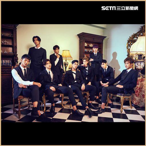 SpeXial第五張國語專輯首發宣傳照。(圖/堅果音樂提供)