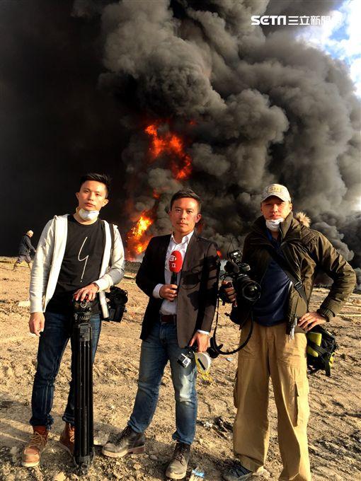 消失的國界,失控聖戰─伊拉克烽火前線