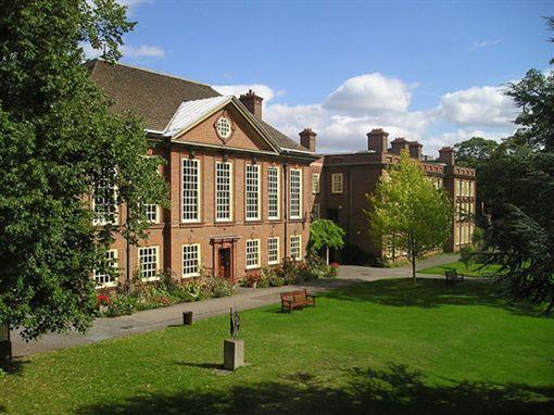 英國牛津大學校園。(圖/翻攝維基百科)