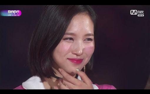 twice(圖/翻攝自Mnet)