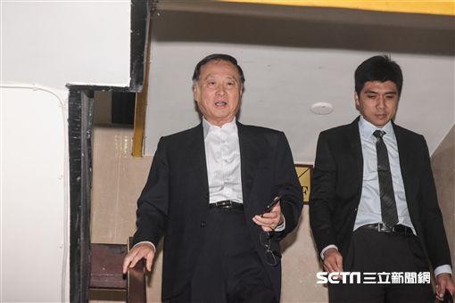 北檢針對三中案傳喚中投董事長張哲琛出庭。 圖/記者林敬旻攝
