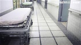醫院、病床示意圖/記者馮珮汶攝影