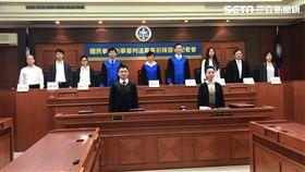 國民參與刑事審判法,國民法官,司法院。潘千詩攝影