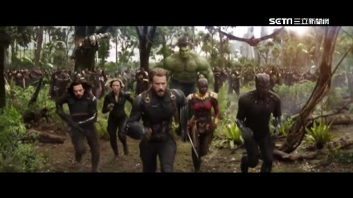 復仇者聯盟3來了 英雄亂鬥反派薩諾斯