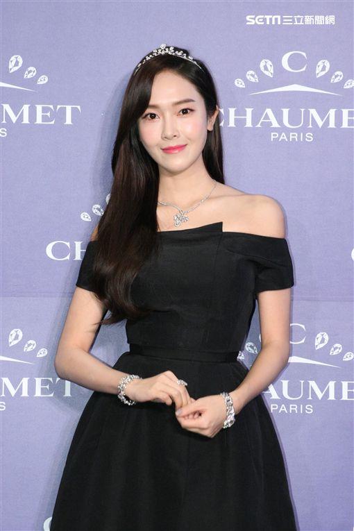 韓星Jessica出席 CHAUMET全新概念店開幕