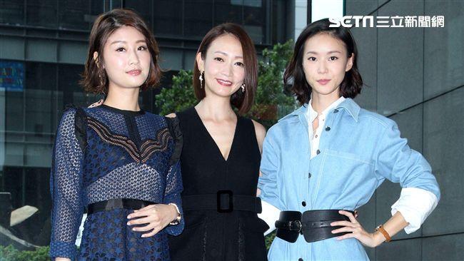 姊的時代,鍾瑶,潘慧如,朱芷瑩,/記者邱榮吉攝影