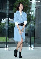 潘慧如、朱芷瑩、鍾瑶出席三立、東森新週五華劇「姊的時代」記者會。(記者邱榮吉/攝影)