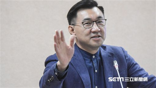 國民黨立委江啟臣 圖/記者林敬旻攝