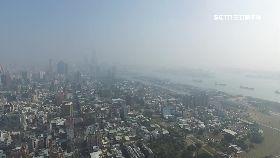 霧霾埋地標1800