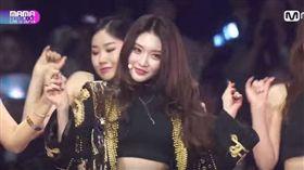 金請夏,mama 圖翻攝自Mnet K-POP youtube https://www.youtube.com/watch?time_continue=101&v=Nd8rlfQazrA