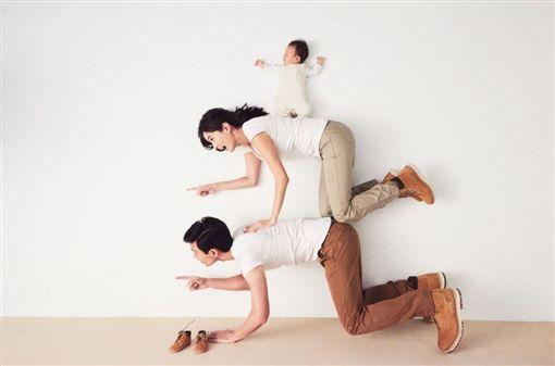 Janet、瘋台灣宣傳照 圖/翻攝自Janet Hsieh 謝怡芬臉書