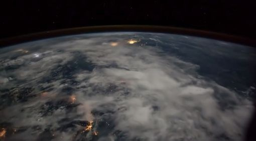 地球 圖/翻攝自NASA臉書