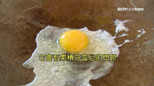 芬普尼易殘留雞蛋、雞皮 微量人體可代謝,芬普尼,雞蛋,雞肉,毒素,鹹水雞,代謝雞肉比蛋毒0600-1201