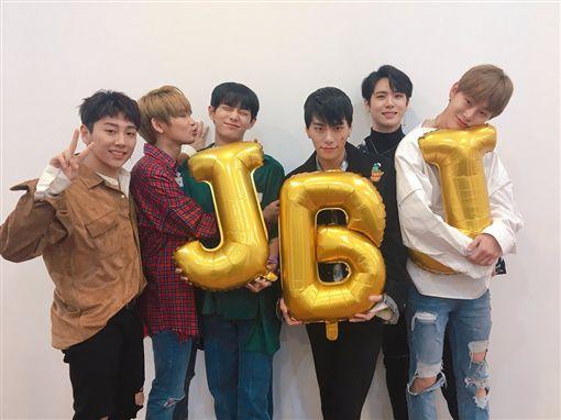 JBJ /翻攝自JBJ推特