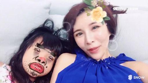 Lala單親媽超敢秀! 唯一擔心女兒遭批評