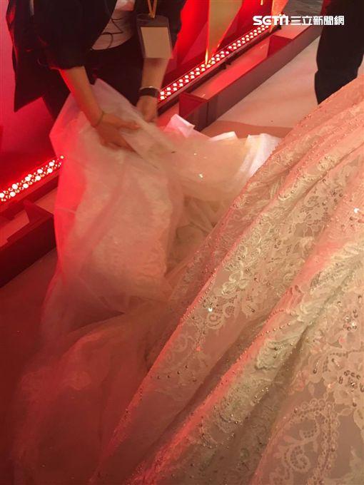 江宏恩,婚禮,/記者蕭筠攝影