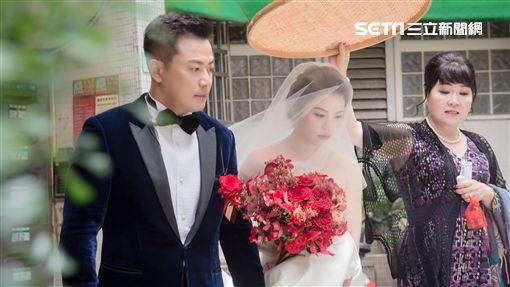 江宏恩,結婚,Vanessa,迎娶 /艾迪昇提供