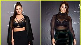 減肥,豐滿,身材,Ashley Graham,模特兒,超模,Vogue,Elle