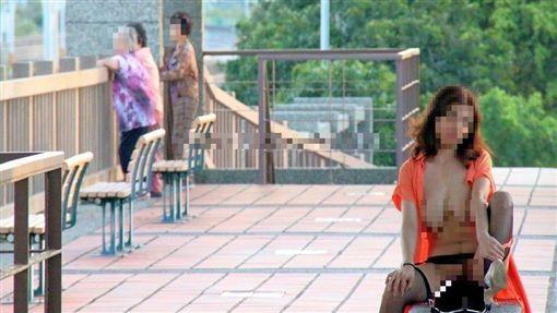 新竹,裸拍,妨害風化,豎琴橋,青草湖,色情,成人論壇