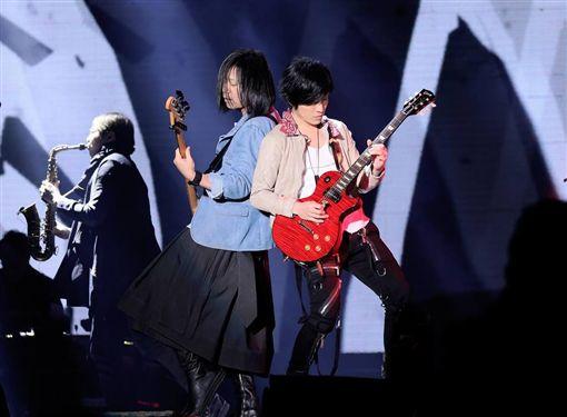 五月天,上海,演唱會(圖/翻攝自五月天臉書)
