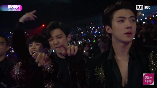 利特,Super Junior,MAMA 圖/翻攝自Mnet K-POP YouTube